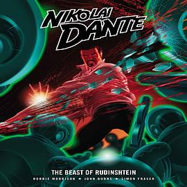 Nikolai Dante: The Beast of Rudinshtein (Rebellion 2000ad) (Paperback) Books