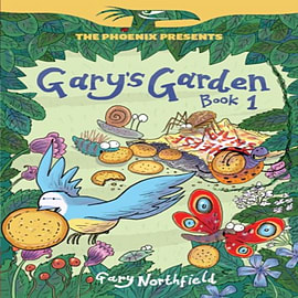 Gary's Garden: Book 1 (The Phoenix Presents) (Paperback) Books