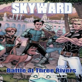 Skyward Volume 3: Battle at Three Rivers TP (Paperback) Books