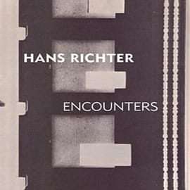 Hans Richter: Encounters (Hardcover) Books