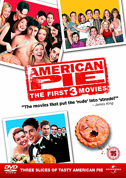 American Pie - 1, 2 And 3 DVD DVD