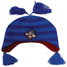 Sonic The Hedgehog Patch Logo Laplander Hat Clothing
