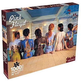 Pink Floyd Back Catalogue Jigsaw Puzzle Traditional Games