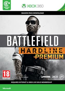 Battlefield Hardline Premium XBOX360
