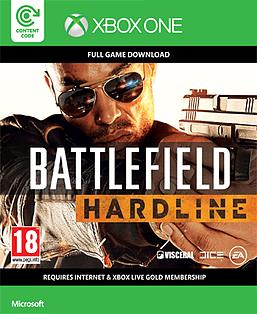 Battlefield Hardline Xbox Live
