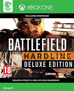 Battlefield: Hardline Deluxe Edition Xbox Live