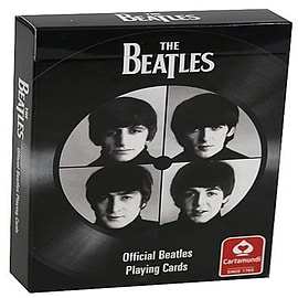 The Beatles Official Beatles Playing Cards Traditional Games