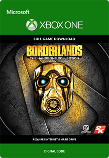 Borderlands: The Handsome Collection Xbox Live