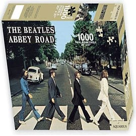 The Beatles Abbey Road Jigsaw Puzzle Traditional Games