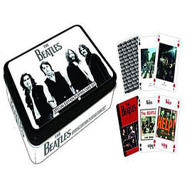 The Beatles Special Edition Playing Card Set Traditional Games