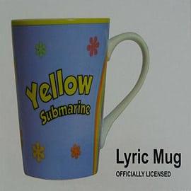 The Beatles Yellow Submarine Mug Home - Tableware