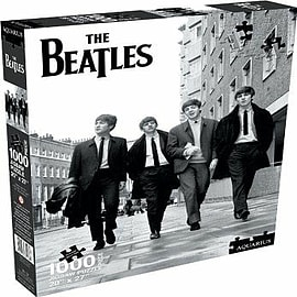 The Beatles Street Scene Jigsaw Puzzle Traditional Games