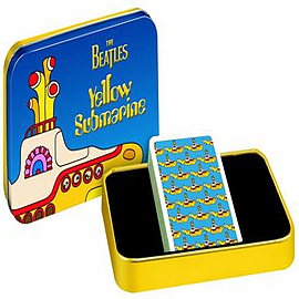 The Beatles Yellow Submarine Playing Card Set Traditional Games