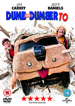 Dumb & Dumber To DVD