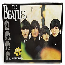 The Beatles Beatles For Sale Jigsaw Puzzle Traditional Games