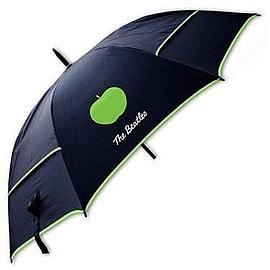 The Beatles Apple Logo Golf Umbrella Memorabilia