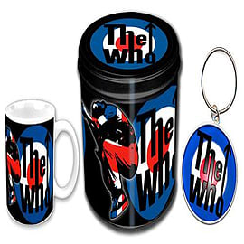 The Who Leap Logo Gift Set Home - Tableware