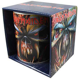 Iron Maiden The Fil Frontier Mug Home - Tableware