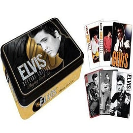 Elvis Presley Special Edition Playing Card Set Traditional Games