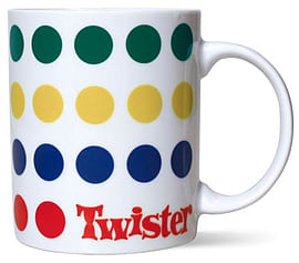Twister Classic Game Mug Home - Tableware