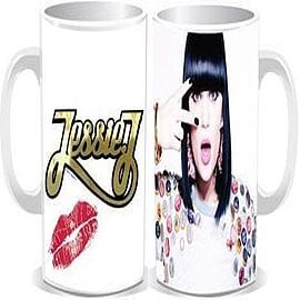 Jessie J Button Hand Mug Home - Tableware