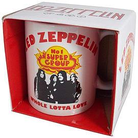 Led Zeppelin Whole Lotta Love Mug Home - Tableware