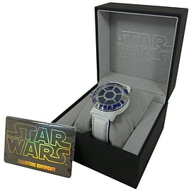 Star Wars R2-D2 Collectors Watch Gifts