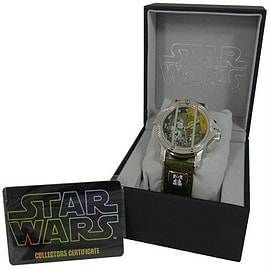 Star Wars Boba Fett Collectors Watch Gifts