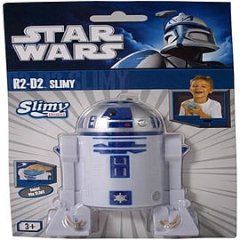 Star Wars R2-D2 Slimy Figure Figurines and Sets