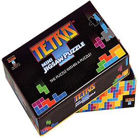 Tetris Mini Jigsaw Puzzle Traditional Games