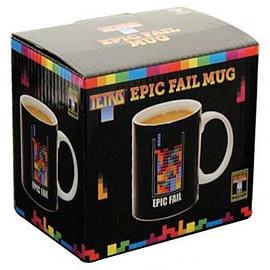 Tetris Epic Fail Mug Home - Tableware