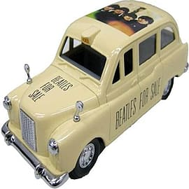 The Beatles Beatles For Sale London Taxi Scaled Models
