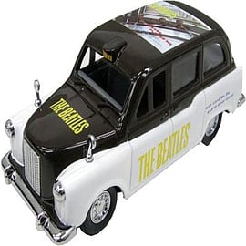 The Beatles Please Please Me London Taxi Scaled Models