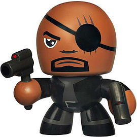 The Avengers Nick Fury Mini Mugg Figurines and Sets