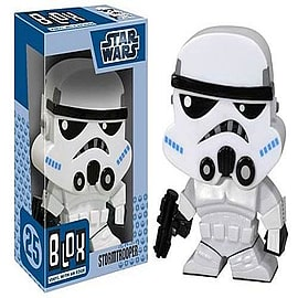 Star Wars Stormtrooper Blox Bobble Head Figurines and Sets