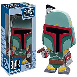 Star Wars Boba Fett Blox Bobble Head Figurines and Sets