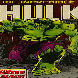 Incredible Hulk Comic Cover iPhone 5 Case Mobile phones