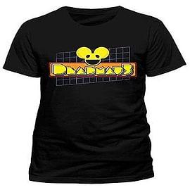 Deadmau5 8 Bit Pixel Grid Double Extra Large Clothing