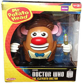 Dr Who The Eleventh Doctor Mr Potato Head Figurines and Sets