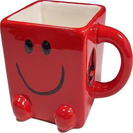 Mister Men Mr Strong Shaped Mug Home - Tableware