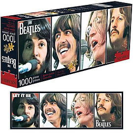 The Beatles Let It Be Jigsaw Puzzle Traditional Games