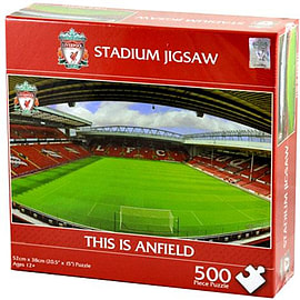 Liverpool Football Club Anfield Jigsaw Puzzle Traditional Games