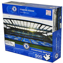 Chelsea Football Club Stamford Bridge Jigsaw Puzzle Traditional Games