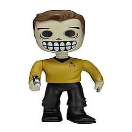 Star Trek Captain Kirk Skele-Trek Figure Figurines and Sets