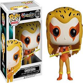Thundercats Cheetara Pop Television Vinyl Figure Figurines and Sets