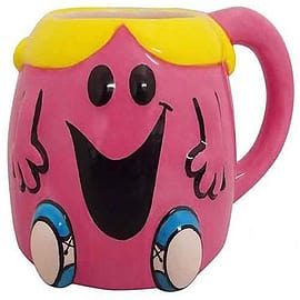 Mister Men Little Miss Chatterbox Shaped Mug Home - Tableware