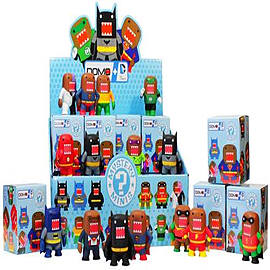 DC Comics Domo Mystery Minis Vinyl Figure Figurines and Sets