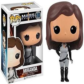 Mass Effect Miranda Pop Vinyl Figure Figurines and Sets