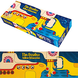 The Beatles Yellow Submarine Jigsaw Puzzle Traditional Games