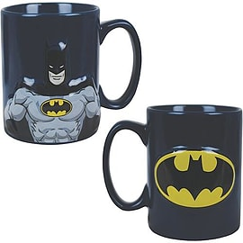Batman Embossed Logo Mug Home - Tableware